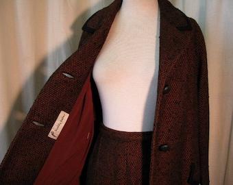 1950's Coat & Skirt Set