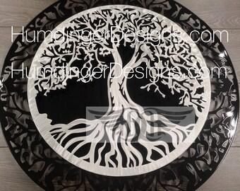 Large Wall Art Tree of Life