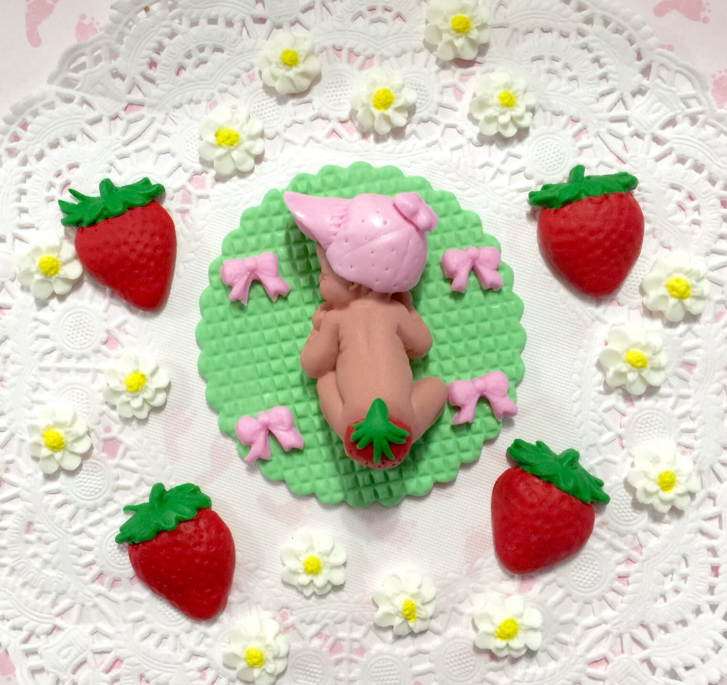 Strawberry Shortcake baby for your special day.. Birthday