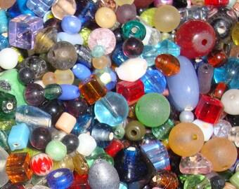 300 Nice Assorted Glass Bulk Beads