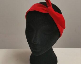 Custom Made Pin Up 50's Style Wire Headbands