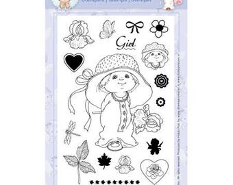 Stamp girl - TMH970301