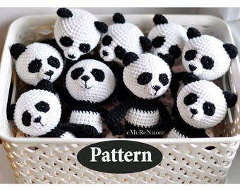 Easy Amigurumi Bear Pattern : Kai the bear pattern.easter amigurumi pattern kawaii bunny