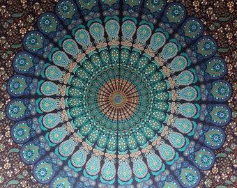 Mandala Tapestry Boho Decor Wall Tapestries Indie Decor Bohemian Tapestry Wall Hanging Yoga Decor Modern Tapestry Hippie Tapestry wall decor