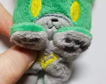Cutie plush Voltron-inspired kitty (Pidge, Keith, Lance, Hunk, Shiro, Allura, Voltron, Voltron + Allura)  - MADE TO ORDER