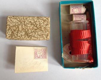 Miniature Doll Gift Wrap Shipping Kit