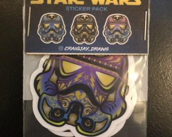 Sugar Skull Storm Trooper