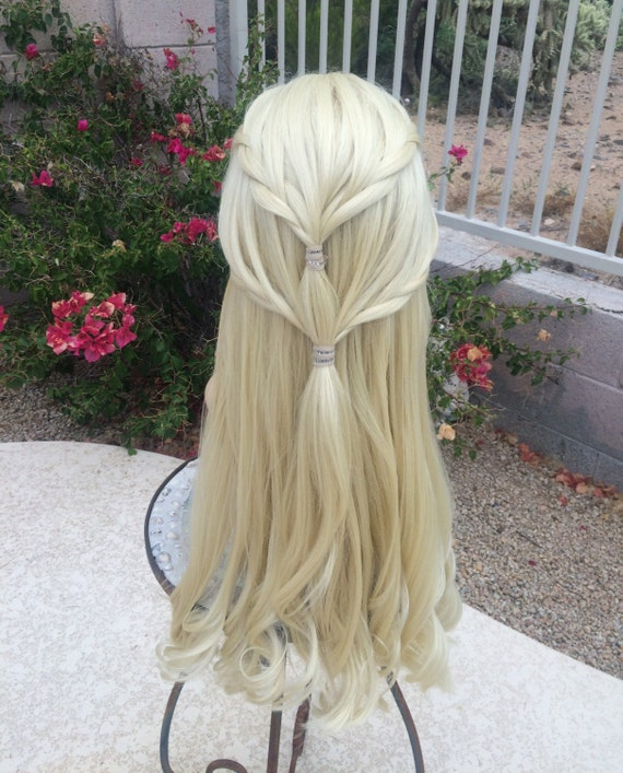 Mother of Dragons Braids