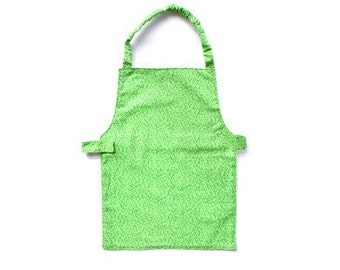 Little Flowers Apron - Toddler