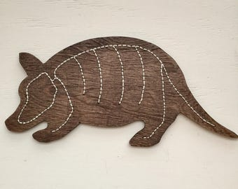 Armadillo Wall Hanging