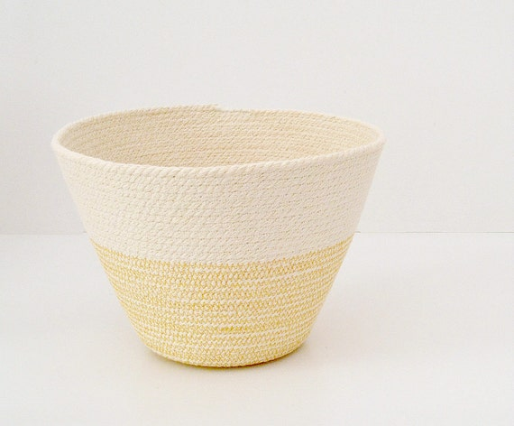 Cotton rope storage, Cotton baskets, Kitchen bowl, Toys basket, Bathroom basket, Storage basket, Fruit cotton bowl, Bread basket bowl Cotton