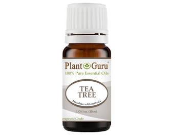 Tea Tree Essential Oil  100% Pure, Undiluted, Therapeutic Grade.