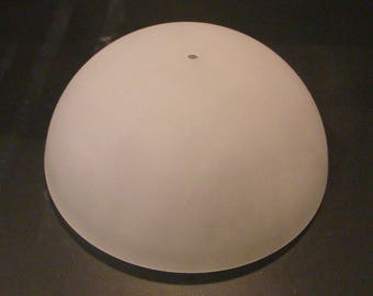 simple white frosted glass ball pendant. Frosted Glass Globe Shade Simple White Ball Pendant I