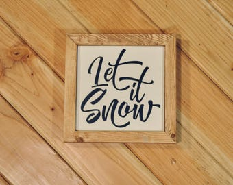 Let It Snow #1 (small)