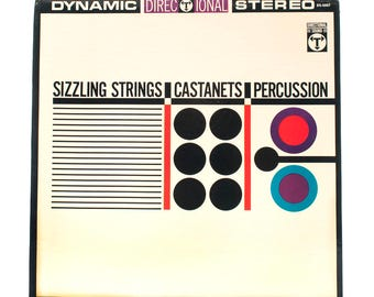 Don Luis Quintero & The Madrid Festival Orchestra - Sizzling Strings - Castanets - Percussion - Ravels Bolero - Dynamic Directional Stereo!