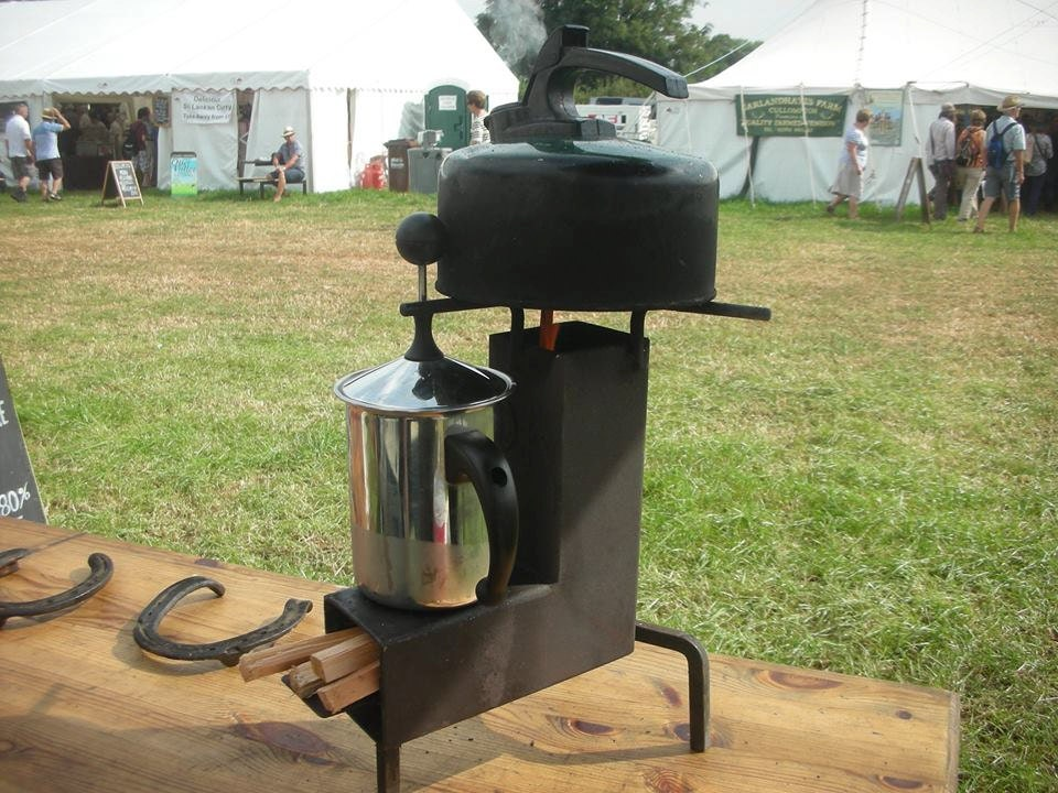 Dk rocket stove camping emergency stove eco stove for Portable rocket stove