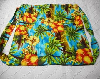 Blue Hawaii Cinch Backpack