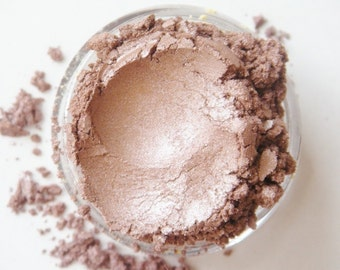 SAMPLE Rootbeer- All Natural Mineral Eyeshadow