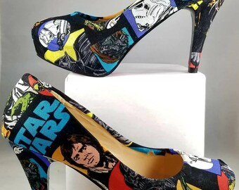 Star Wars Inspired High Heels
