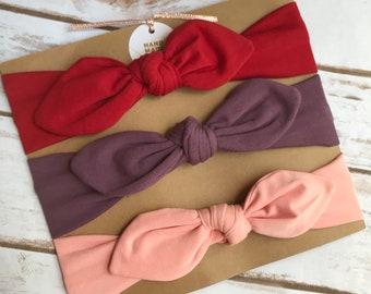 Baby headband, baby headband set, baby shower gift