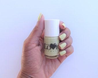 Lime nail polish- Limelight