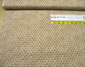 Windham Fabrics • Windham Chamberlain • cream • cotton fabric 0.54yd (0.5m) 002366