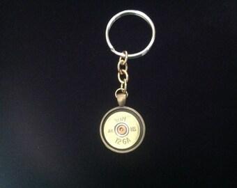 Shotgun keychain