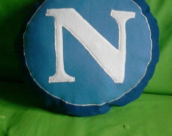 PILLOW NAPLES GIFT IDEA