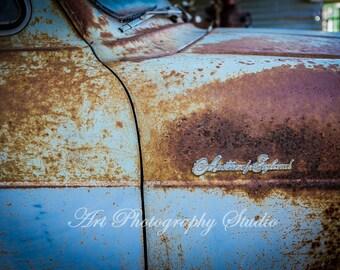 Rusty Austin of England Old car Rustic
