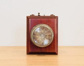 Vintage Dovetail Joint Wood Camping Safari Lantern