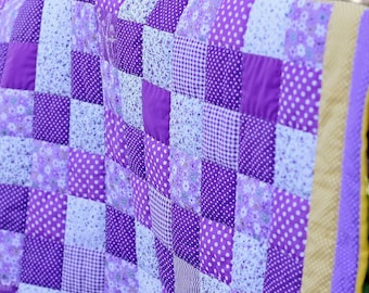 baby blanket ~Lilac dream~