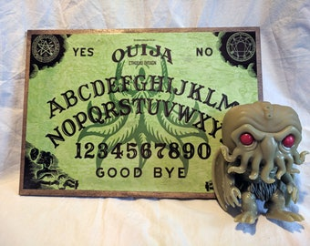 Cthulhu Ouija board (Slight second)