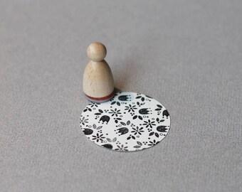 Stamp Flower Field