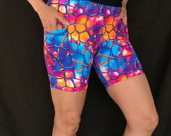 Fun Scales running shorts