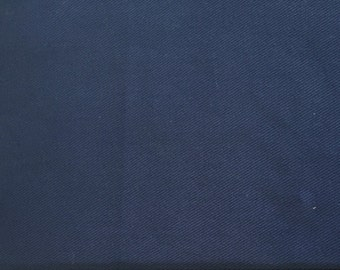 Navy Blue Upholstery Fabric - Upholstery Fabric By The Yard