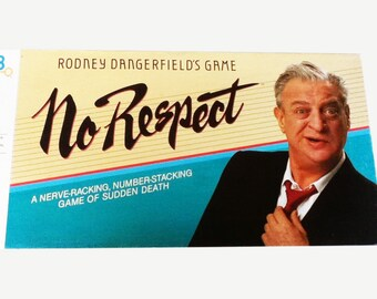 Rodney Dangerfield Dog Toy