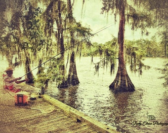 Life on the Bayou