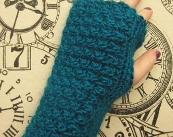 Crochet Fingerless Gloves