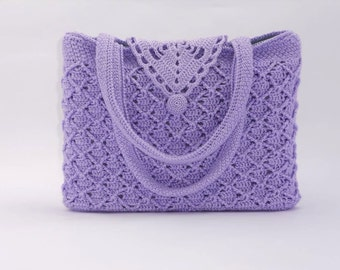 PDF crochet pattern ALEGRÍA bag