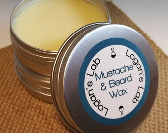 Mustache & Beard Wax