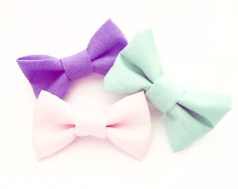 Gender reveal bow ties, bow ties, bows, baby shower, favors, party favors bow tie, bow ties, party favors