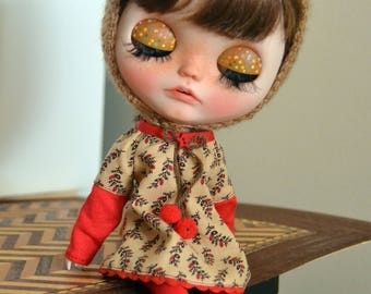 Blythe Dress for Body Licca
