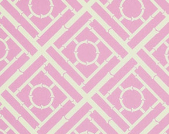 Geometric Cane in Petal Pink ~ Tailored by Annette Tatum for Free Spirit