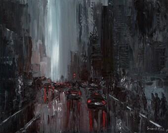 Rainy City. Part II