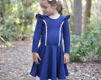 Poppy Dress PDF Sewing Pattern