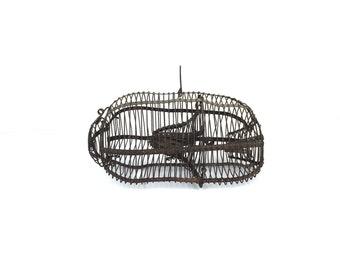 Antique Mouse Trap Antique Metal Mouse Trap 1910s Wire Mouse Trap Victorian Mouse Trap