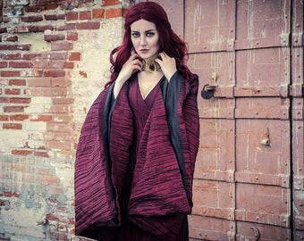 Game of Thrones Melisandre cosplay