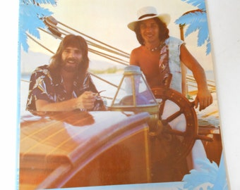 Vintage RARE / OOP Loggins and Messina Full Sail Songbook 1974 Piano/Vocal/Guitar