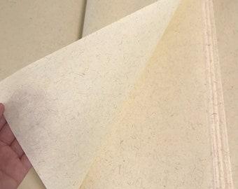 Inkston Ancient Linen Calligraphy Xuan Paper 70 * 138cm