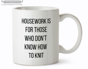 Coffee Mug Knitters Gifts - Knitters Coffee Mugs - Knitters Mugs for Coffee (m547)